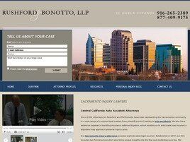 Rushford & Bonotto, LLP (Sacramento Co., California)