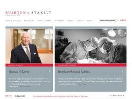 Rushton, Stakely, Johnston & Garrett, P.A. (Birmingham, Alabama)