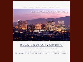 Ryan Datomi LLP (Los Angeles Co., California)