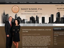 Saady & Saxe, P.A. (Pinellas Co., Florida)