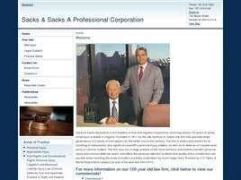 Sacks & Sacks A Professional Corporation (Hampton, Virginia)