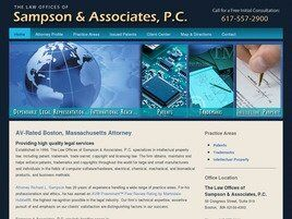 Sampson & Associates, P.C. (Boston, Massachusetts)