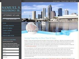 Samuel S. Mehring Jr. Attorney at Law (Tampa, Florida)