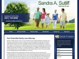 Sandra A. Sutliff Attorney at Law (Port Charlotte, Florida)