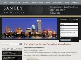 Sankey Law Offices (Braintree, Massachusetts)