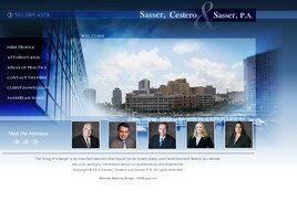 Sasser, Cestero & Sasser, P.A. (Palm Beach Co., Florida)