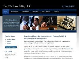 Sauvey Law Firm, LLC (Newburgh, Indiana)