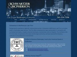 Schwartzer & McPherson Law Firm (Las Vegas, Nevada)