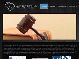 Scott Law Firm, P.A. (Columbia, South Carolina)