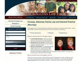 Scroggins Law Firm (Pulaski Co., Arkansas)