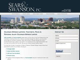 Sears & Swanson, P.C. (Colorado Springs, Colorado)