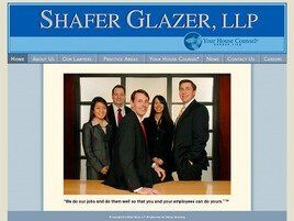 Shafer Glazer, LLP (Hackensack, New Jersey)