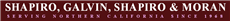 Shapiro, Galvin, Shapiro & Moran A Professional Corporation (Sonoma Co., California)