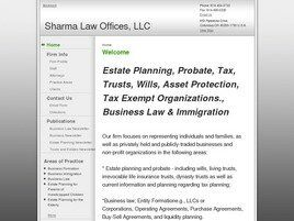 Sharma Law Offices, LLC (Columbus, Ohio)