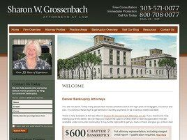 Sharon W. Grossenbach, Attorneys at Law (Littleton, Colorado)