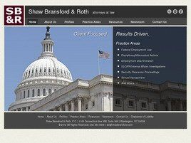 Shaw Bransford & Roth P.C. (Washington, District of Columbia)