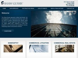 Shaw Fishman Glantz & Towbin LLC (Chicago, Illinois)