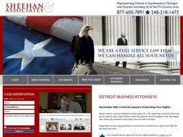 Sheehan & Associates, P.L.C. (Detroit, Michigan)