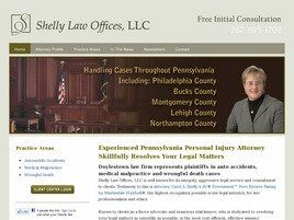 Shelly Law Offices, LLC (Montgomery Co., Pennsylvania)