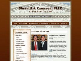 Sherrill & Cameron, PLLC (Salisbury, North Carolina)