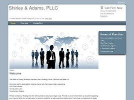 Shirley & Adams, PLLC (Raleigh, North Carolina)