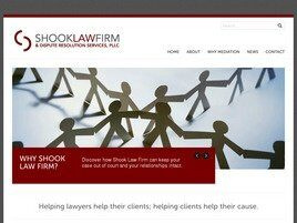 Shook Law Firm & Dispute Resolution Services PLLC (Hattiesburg, Mississippi)