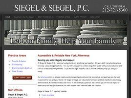 Siegel & Siegel, P.C. (New York, New York)