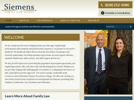 Siemens Family Law Group (Asheville, North Carolina)