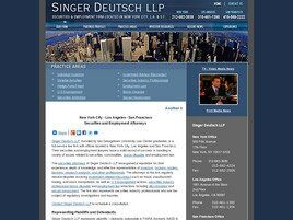 Singer Deutsch LLP (Westchester Co., New York)