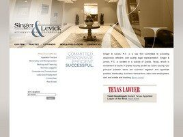 Singer & Levick, P.C. (Dallas, Texas)