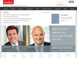 Skadden, Arps, Slate, Meagher & Flom LLP (Chicago, Illinois)