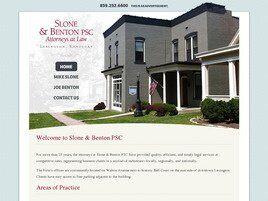 Slone & Benton PSC (Lexington, Kentucky)