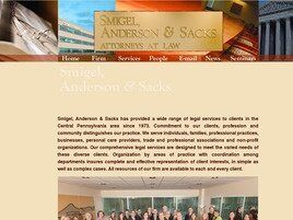 Smigel, Anderson & Sacks, LLP (Harrisburg, Pennsylvania)