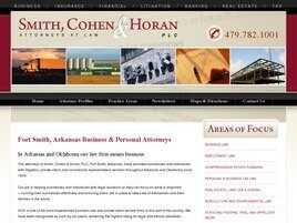 Smith, Cohen & Horan, PLC (Fort Smith, Arkansas)