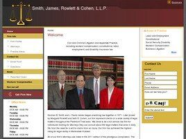 Smith, James, Rowlett & Cohen, L.L.P. (Greensboro, North Carolina)