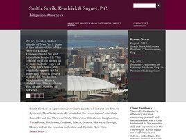 Smith, Sovik, Kendrick & Sugnet, P.C. (Utica, New York)