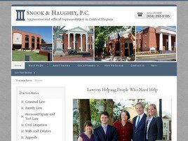 Snook & Haughey, P.C. (Charlottesville, Virginia)