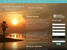 Sondra Kaighen & Associates, P.C. (Houston, Texas)
