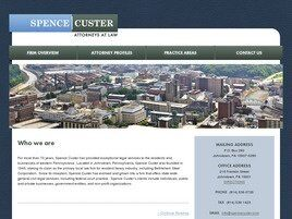 Spence, Custer, Saylor, Wolfe & Rose, LLC (Johnstown, Pennsylvania)