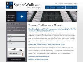 SpenceWalk, PLLC (Memphis, Tennessee)