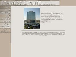 Staines & Eppling A Professional Law Corporation (New Orleans, Louisiana)
