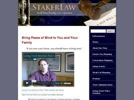 Staker Law Tax and Estate Planning Law Corporation (Ventura, California)