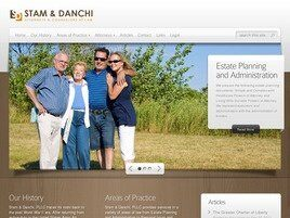 Stam & Danchi, PLLC (Wake Co., North Carolina)