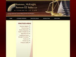 Stammer, McKnight, Barnum & Bailey LLP (Fresno, California)