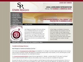 Stark Reagan (Troy, Michigan)