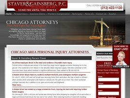 Staver & Gainsberg, P.C. (Chicago, Illinois)