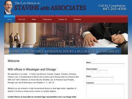 Stavins & Associates (Lake Co., Illinois)