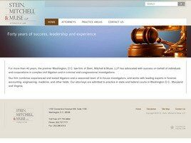 Stein, Mitchell, Muse & Cipollone LLP (Washington, District of Columbia)