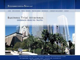 Steinbrecher & Span LLP (San Francisco, California)