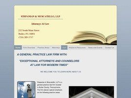 Stepanian & Menchyk, LLP (Butler Co., Pennsylvania)